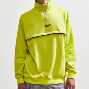 New Mens Lazy Oaf Zippy Oaf Sweatshirt Small